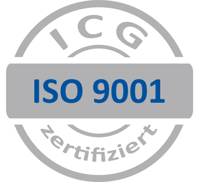 Jetvision ISO 9001 certified